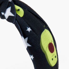Avocado Print Twisted Headband,