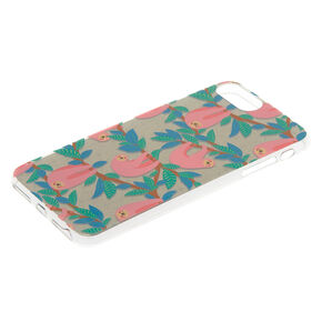 bb21727dc293bd Pink Sloth Phone Case - Fits iPhone 6 7 8