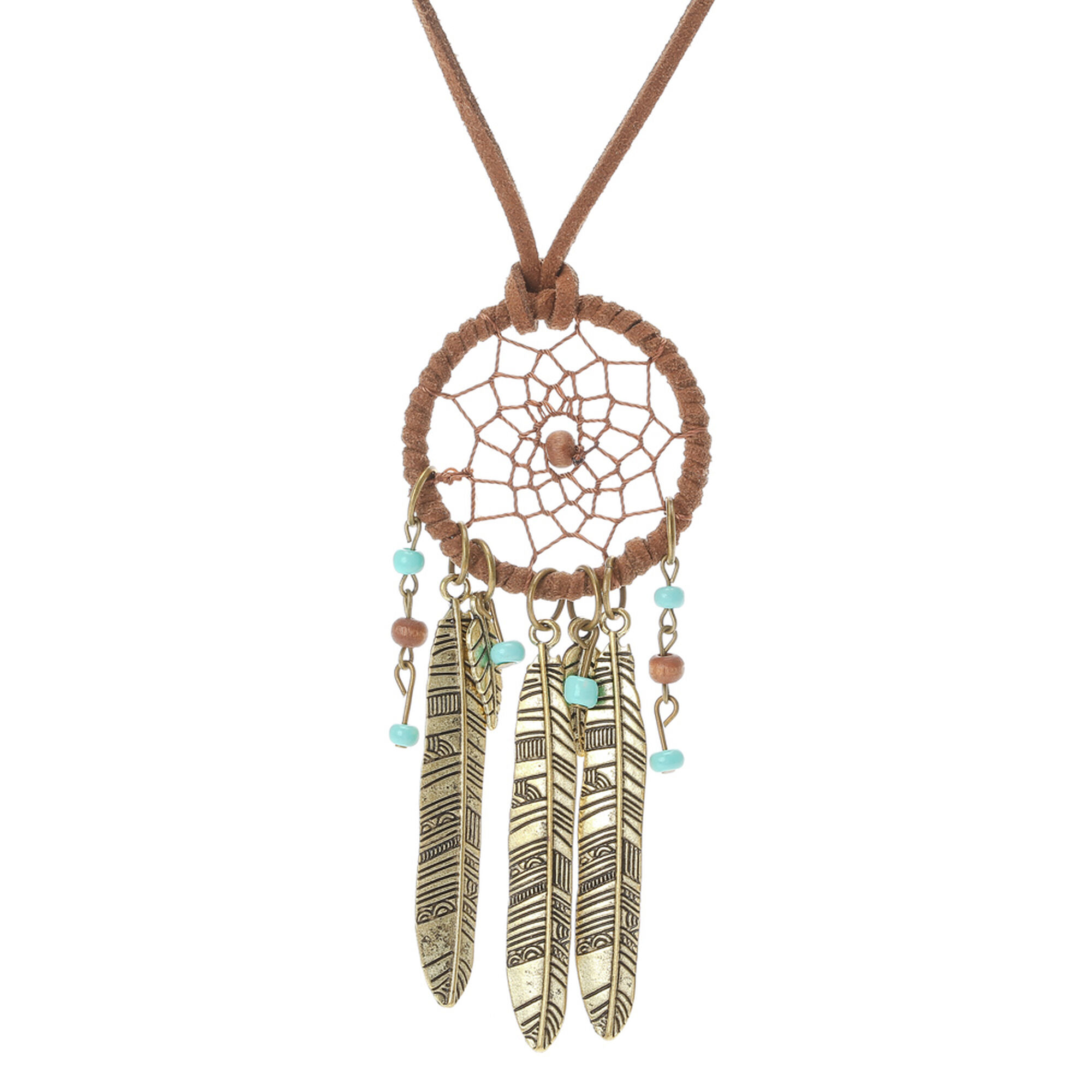 beadaholique necklace wrapped catcher wire dream