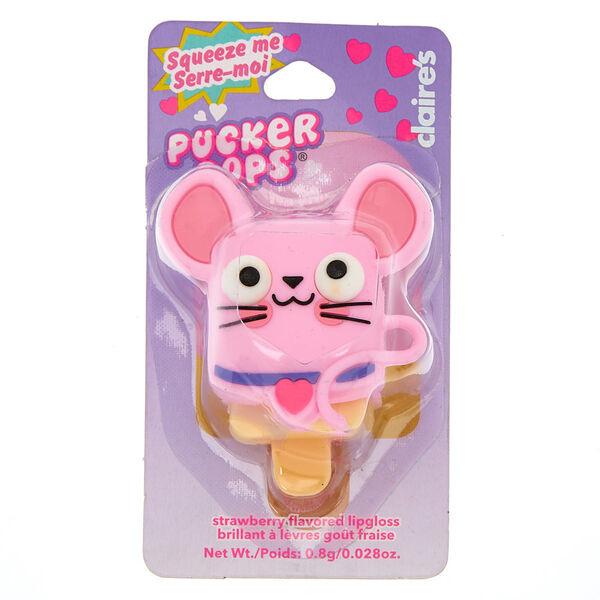 Claire's - puckerpops mouse popper lip gloss - 2