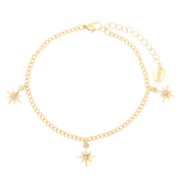 Claire's - starburst anklet - 2