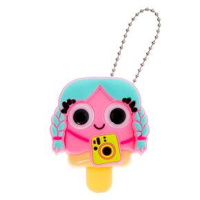 Pucker Pops Hipster Lip Gloss - Bubblegum,