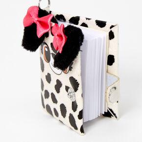 Porte-clés mini journal dalmatien,