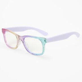 Meowica Drawstring Bag - Blue,