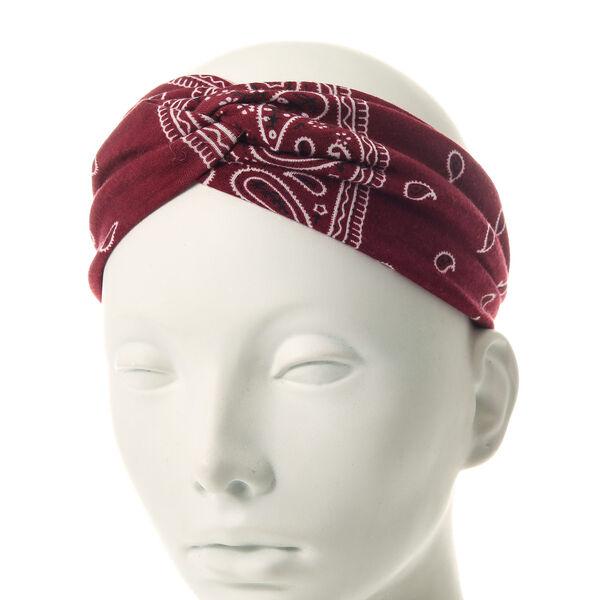 Claire's - jersey twist headwrap - 1