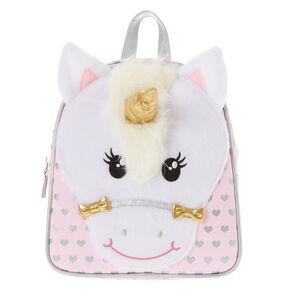 efb2f37644b Claire's Club Ariella the Unicorn Backpack - Pink