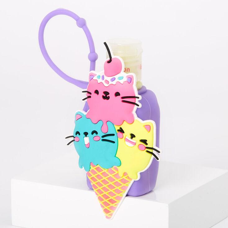 Cat Ice Cream Hand Lotion - Banana,