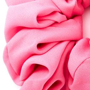 Chouchou géant - Rose bonbon,