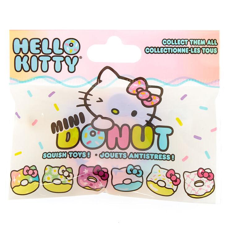 5c5271c21 Hello Kitty® Mini Donut Squish Toy Keychain - Styles May Vary ...