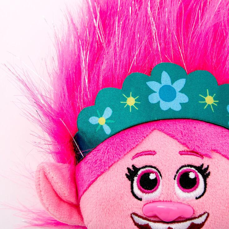 Trolls World Tour Poppy Plush Toy - Pink,