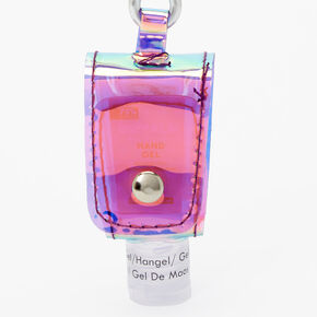Holographic Holder with Anti-Bacterial Hand Sanitizer,