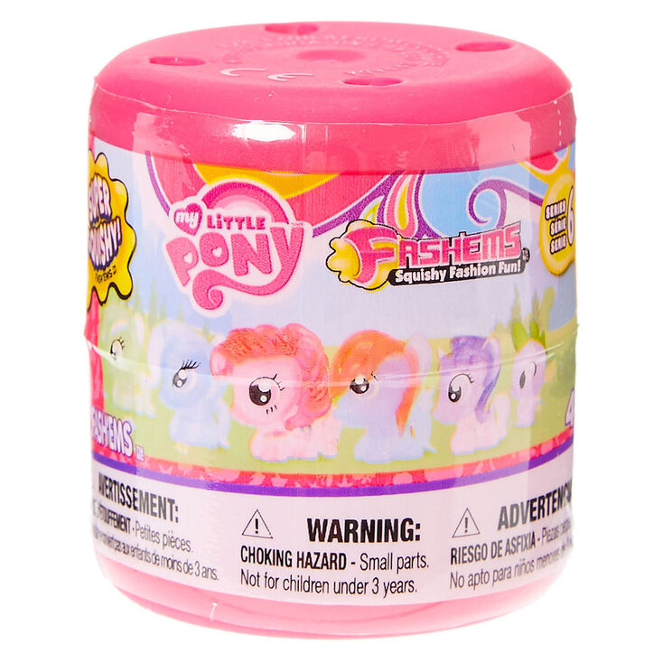 My Little Pony Surprise Fash Ems Squishy Pops Blind Box