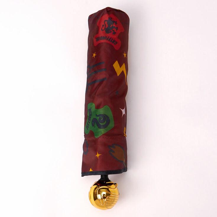 Parapluie Vif d'or Harry Potter™ - Rouge,
