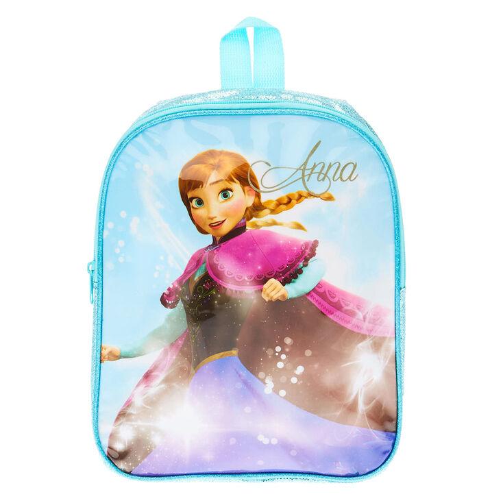 Frozen Elsa Anna Reversible Backpack Claire S Fr