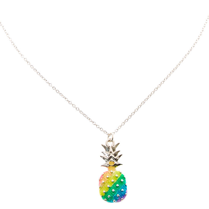 all jewelry mystic pineapple pendant necklaces products necklace
