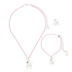 Claire's Club Unicorn Dream Jewellery Set - 3 Pack,