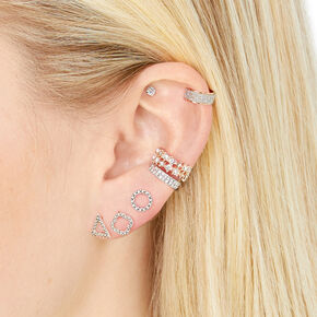 Geometric Ear Party Set,
