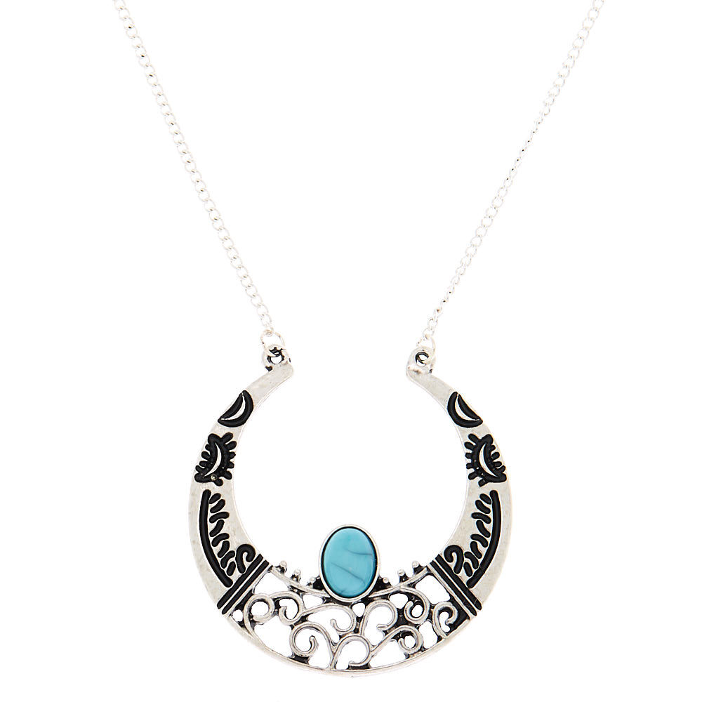 claire's collier lune
