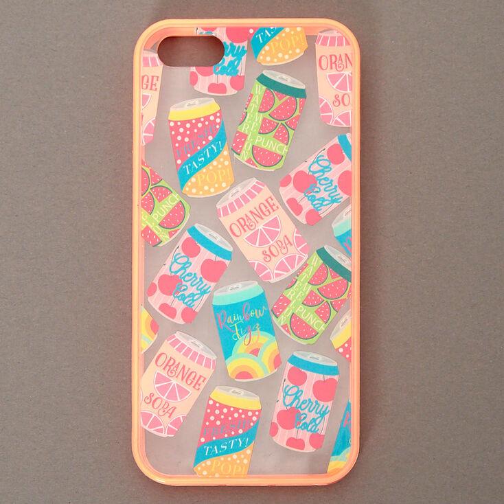 Fruit Soda Phone Case - Fits iPhone 5/5S,