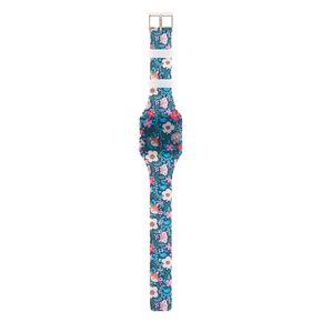 7b1f8b8db Woodland Friends LED Watch - Blue