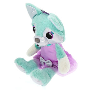 Claire's Club Medium Blizzard the Husky Soft Toy,
