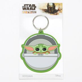 Star Wars™: The Mandalorian the Child Keychain - Green,