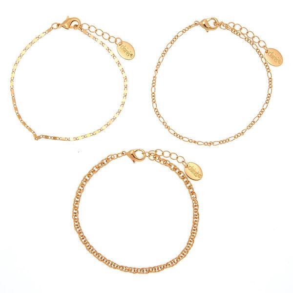 Claire's - chain bracelets - 2