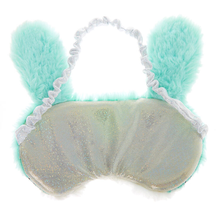 Jade the Bunny Sleeping Mask - Mint,