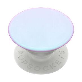 PopSocket sirène couleur chrome,