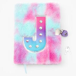 Initial Fuzzy Lock Diary - J,