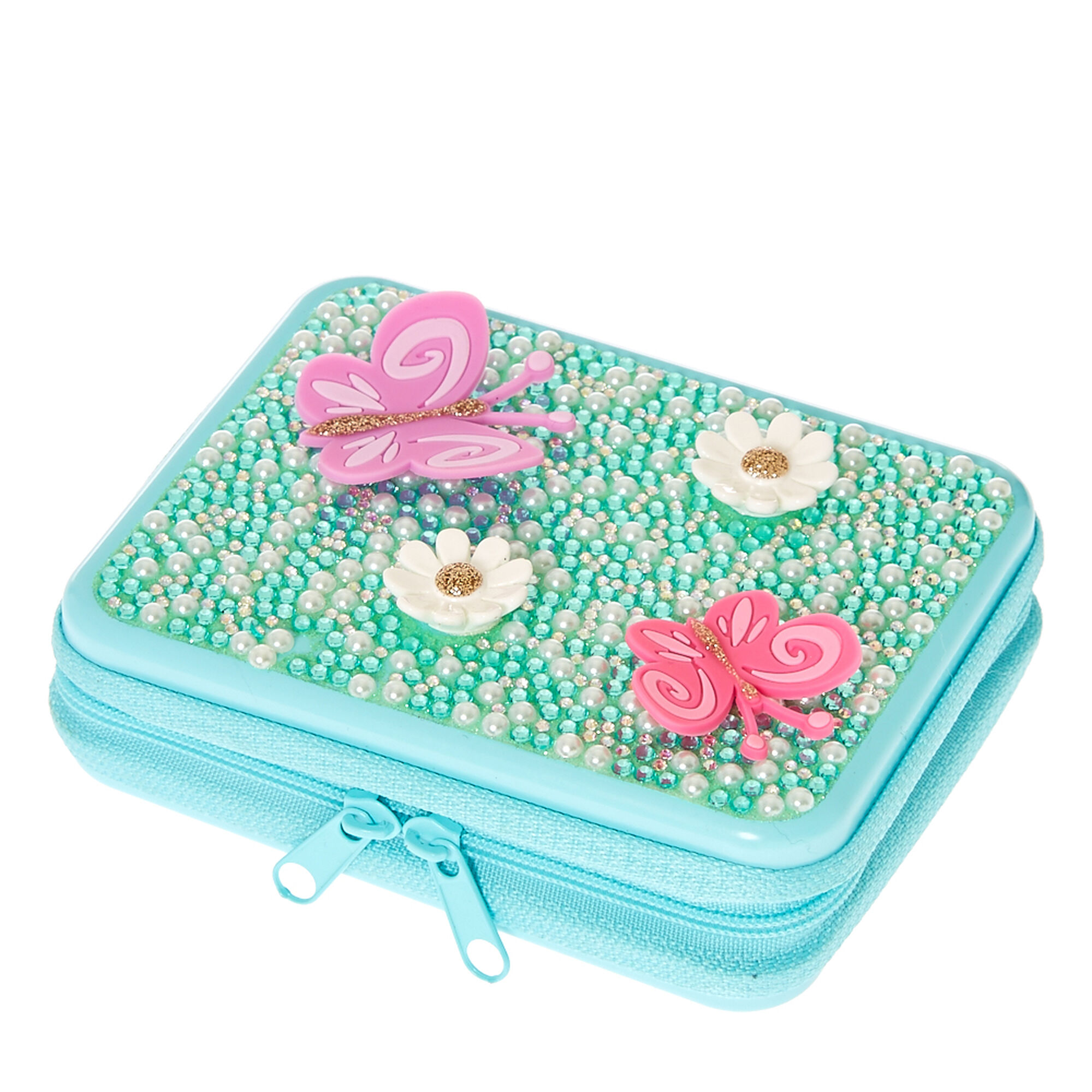 Prairie Bling Cosmetics Case | Claire\'s US