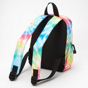 Rainbow Tie Dye Small Backpack,