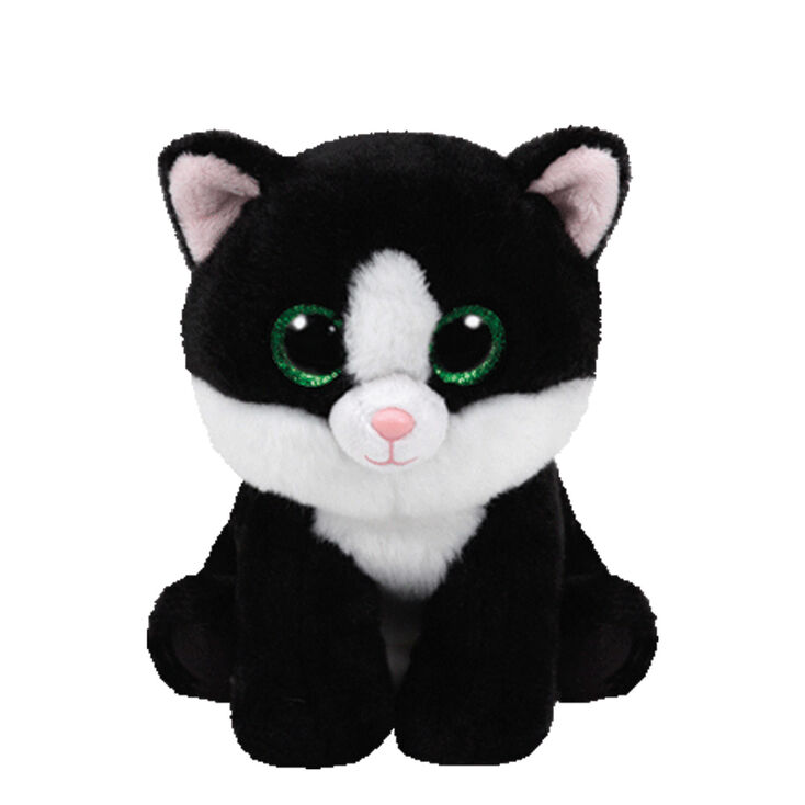 Ty Beanie Boo Small Ava The Cat Plush Toy Claire S Us