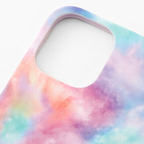 Pastel Tie Dye Protective Phone Case - Fits iPhone 12 Pro Max,