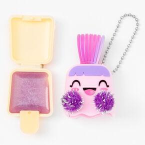Pucker Pops Cheerleader  Lip Gloss - Grape,