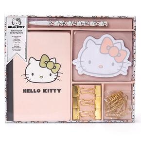 Hello Kitty Stationery Set – Pink,