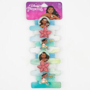 Élastiques à paillettes Moana ®Disney Princess - Lot de 6,