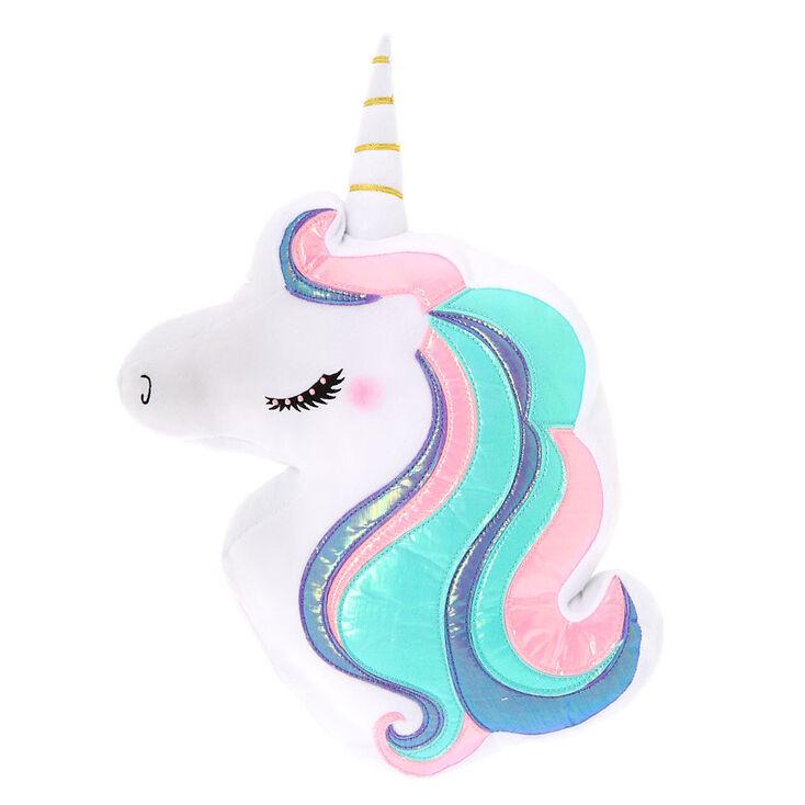 Miss Glitter the Unicorn Pillow,
