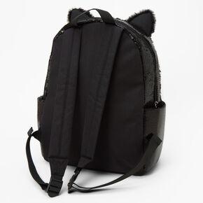 Sac à dos fonctionnel chaton - Noir,