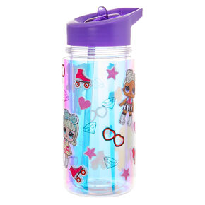 L.O.L. Surprise™ Holographic Water Bottle – Purple,