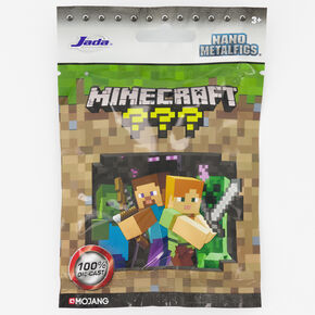 Pochette surprise Minecraft Nano Metalfigs®,
