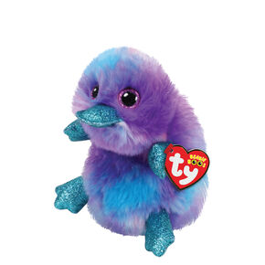 913718695f8 Ty Beanie Boo Small Zappy the Platypus Soft Toy