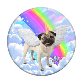 pug popsocket popsockets claire s us 6565