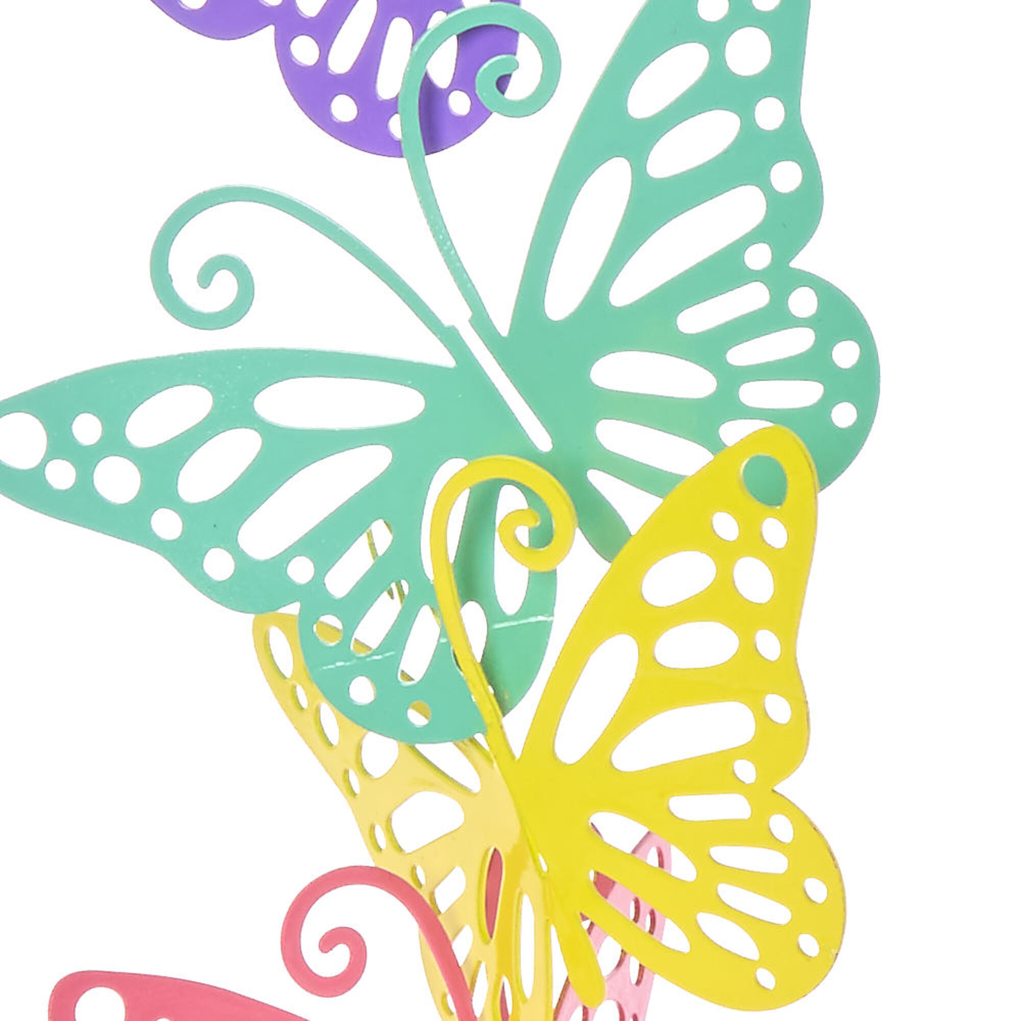 Rainbow Butterfly Jewelry Holder | Claire\'s US