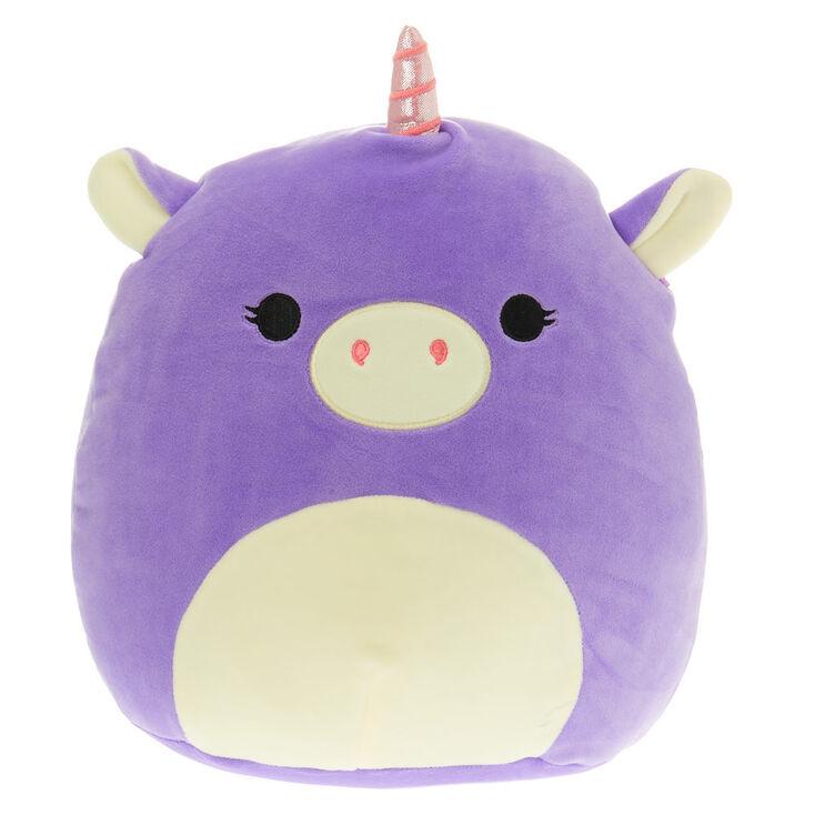 "Squishmallows™ 12"" Unicorn Plush Toy - Styles May Vary,"