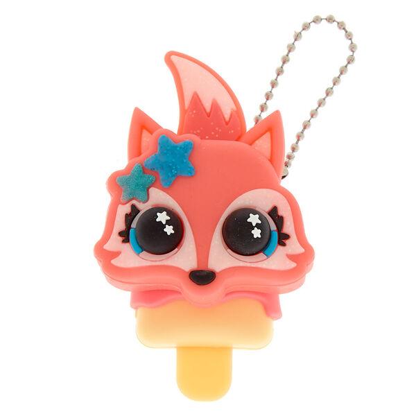 Claire's - pucker pops farrah the fox popper lip gloss - 1