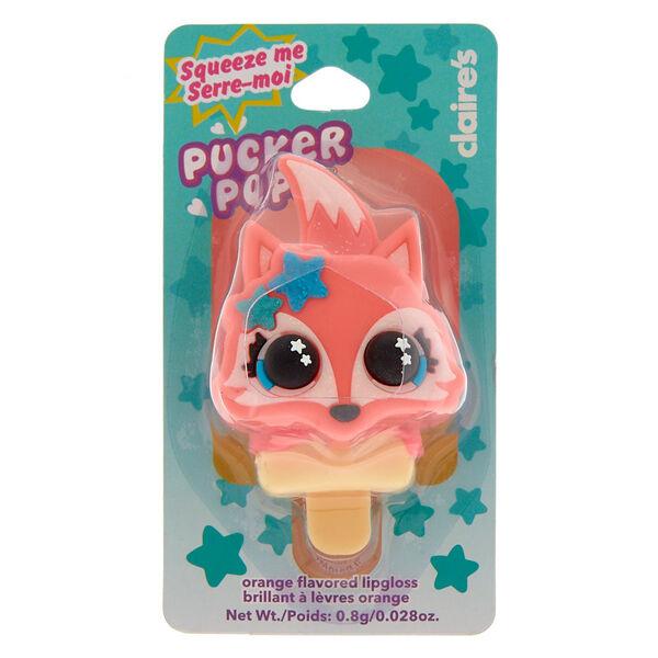 Claire's - pucker pops farrah the fox popper lip gloss - 2
