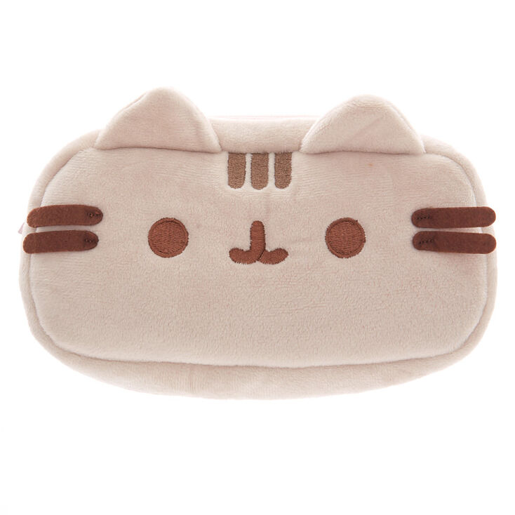 Pusheen® Wild Side Soft Pencil Case - Cream,