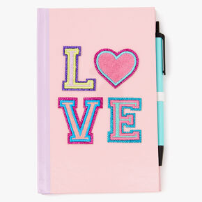 Love Patch Journal - Pink,
