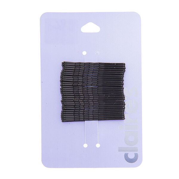 Claire's - basic bobby pins - 1